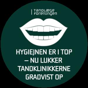 tandklinikker og covid19